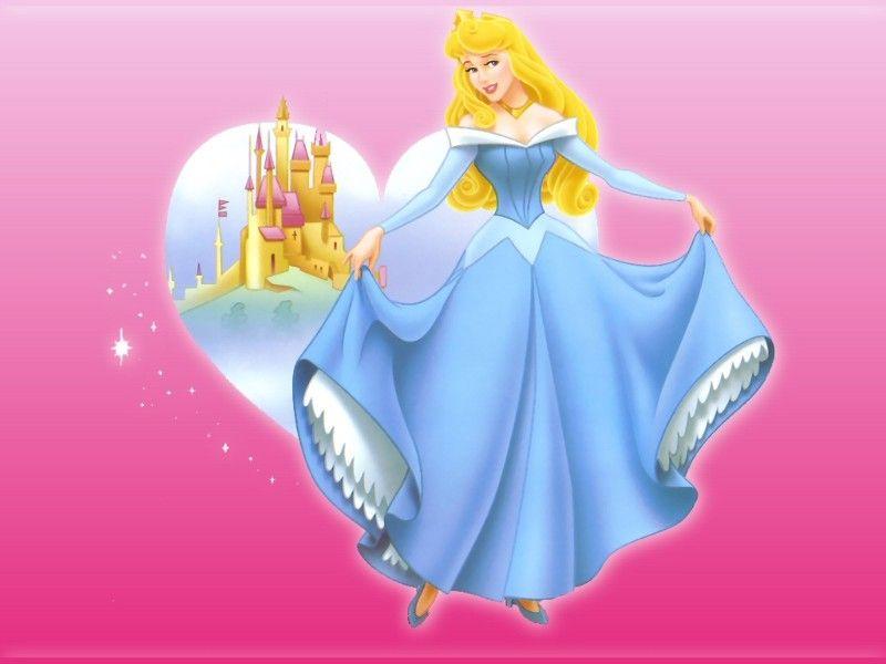 Princesse Disney ~ La Belle Au Bois Dormant Anglais